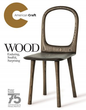 American Craft February/March 2017 Cover
