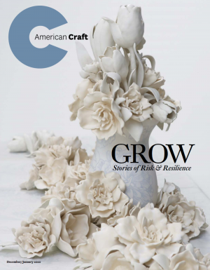 December/January 2020 American Craft cover