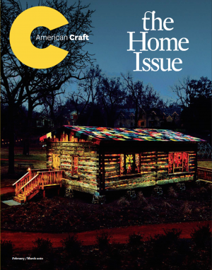 February/March 2020 American Craft cover