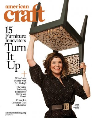 June-July 2014 American Craft Magazine