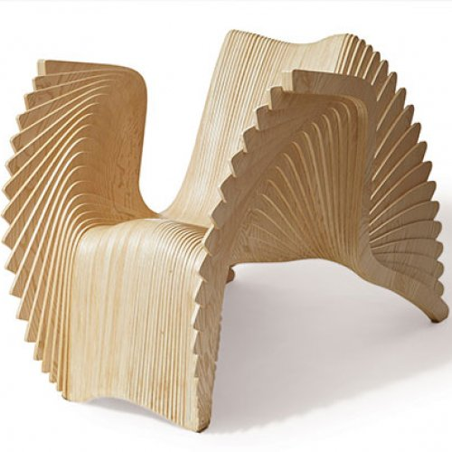 Alexander White Chair