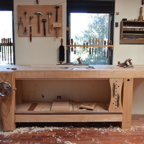 Dylan Weller Workbench