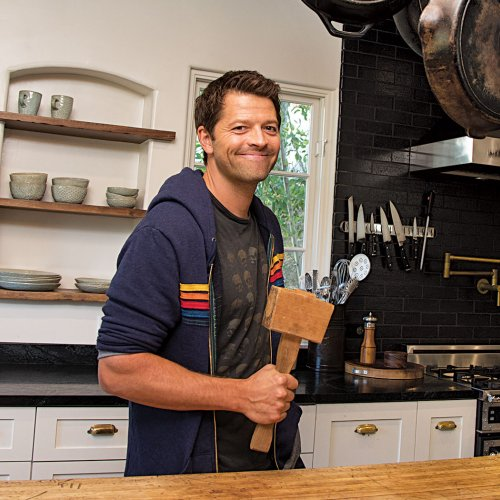 Misha Collins in American Craft