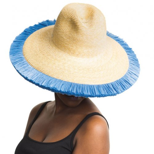 Positano hat by Tracywatts Inc.