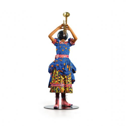 Yinka Shonibare, Planets in My Head (Trumpet Girl)