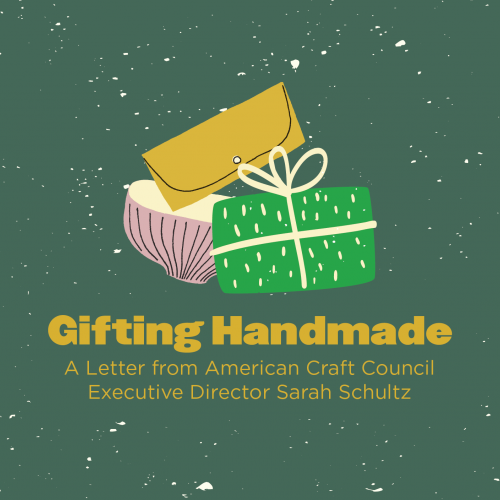 Gifting Handmade Cover Graphic