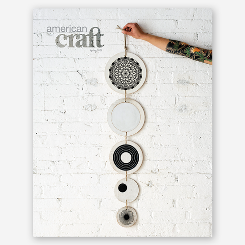 American Craft Spring 2021 Preview Graphic