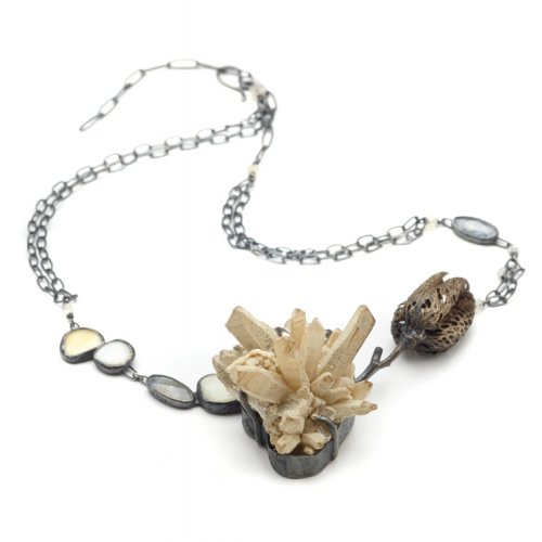 Anna Johnson Otolith Necklace