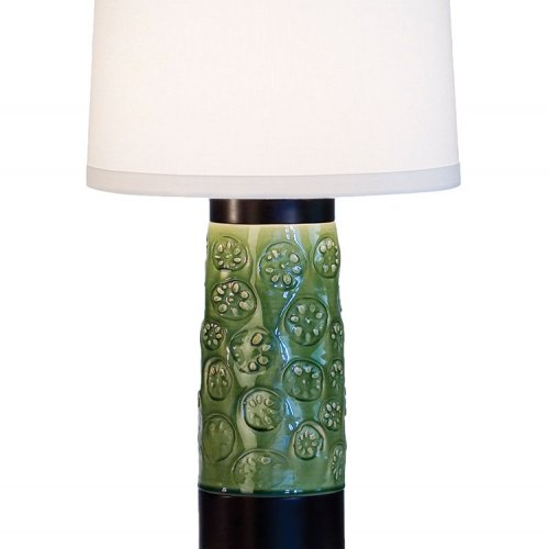 Lesley Anton, Lotus table lamp