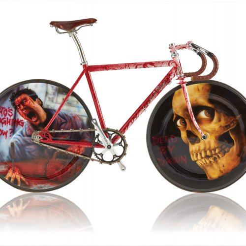Erik Noren, The Evil Dead Bike