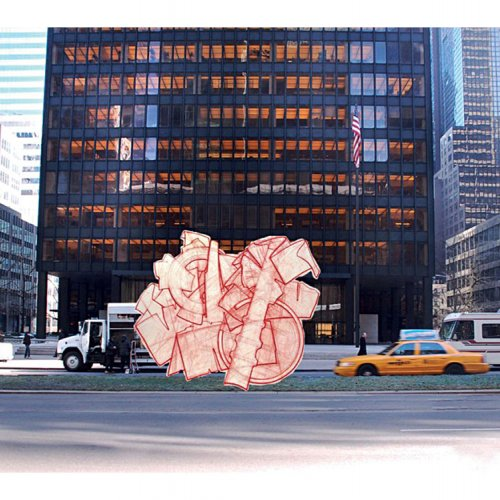 Albert Paley, Sculpture at 52nd Street
