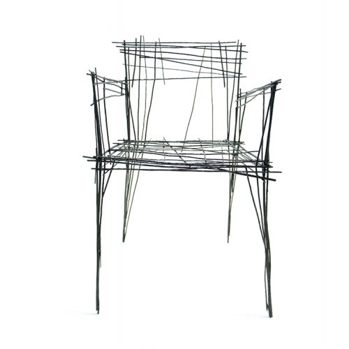 Jinil Park Drawing series chair