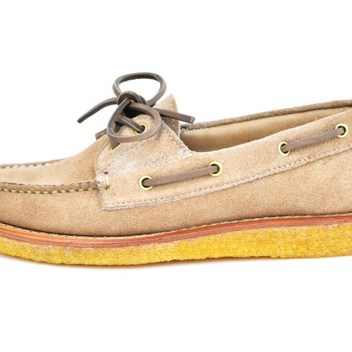 Pierrepont Hicks, Boat Shoe