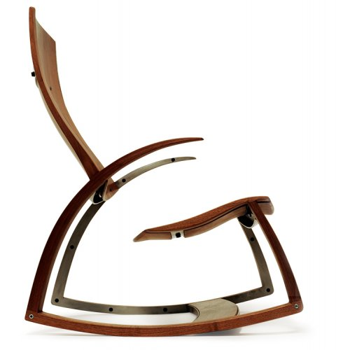 Reed Hansuld, Rocking Chair No. 1
