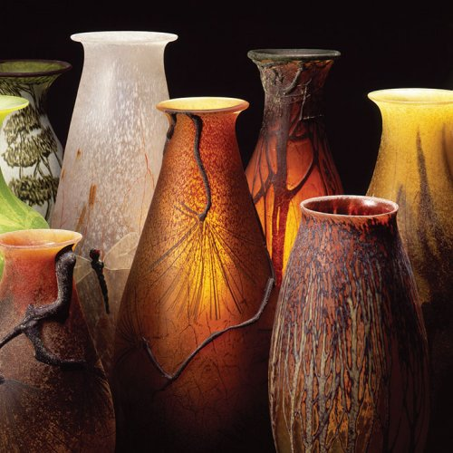 William Morris Vases