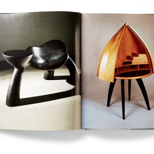Speaking of Furniture Wendell Castle spread