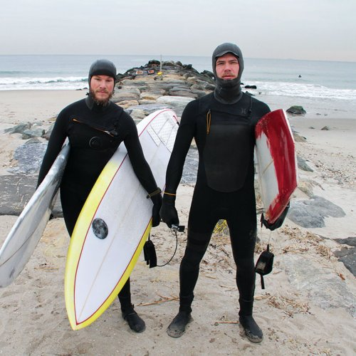 Wax Surf Co Founders Rockaway Beach