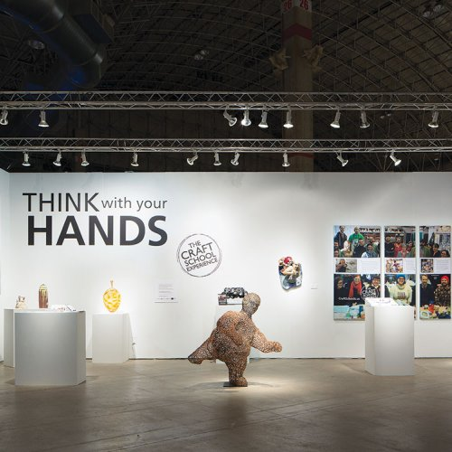 "2014 ""Craft School Experience"" exhibition"