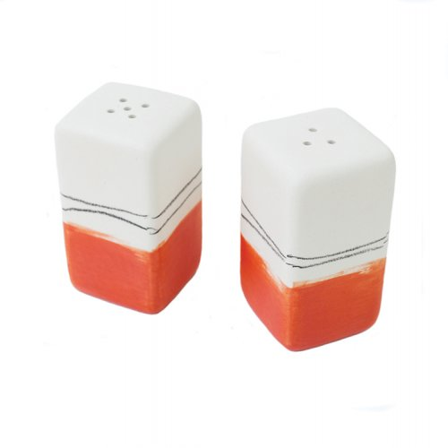 Gail Garcia Salt and Pepper Shakers