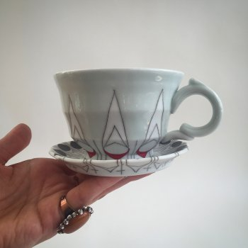 Bethany Grabert cup and saucer
