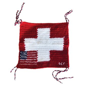 Swiss/US flag