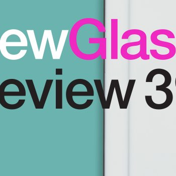 New Glass Review 39 cover