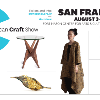 American Craft Show San Francisco 2018