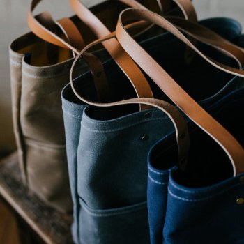Leatherworks MN bags