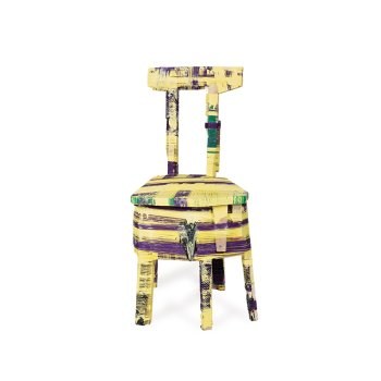 Anton Alvarez, The Thread Wrapping Machine Chair 090415
