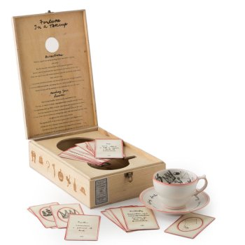 Molly Hatch Tea Reading Set