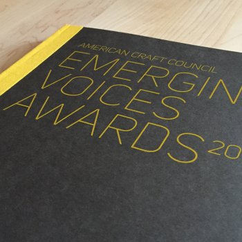 Emerging Voices Awards book cover