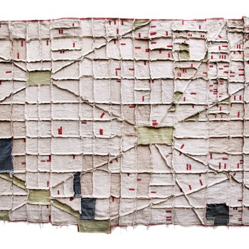 Kathryn Clark, Washington, DC Foreclosure Quilt