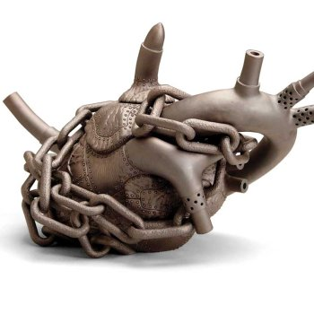 heart teapot hostage metamorphosis ii Gallery: richard notkin internal combustion metamorphosis is a stoneware teapot photo provided- heart teapot: petrol hostage is a stoneware.